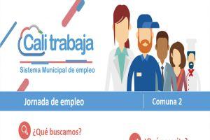 Comuna 2 tendrá jornada de empleo este martes 3 de abril