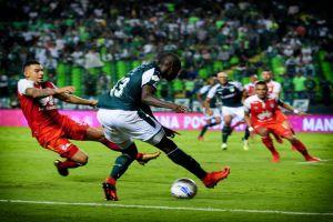 Deportivo Cali pulverizó 3 goles por 0 al Independiente Santa Fe