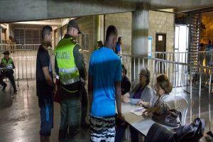 En el mes de marzo más de 440 personas fueron llevadas al Centro de Protección de Personas