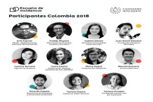 Dos proyectos caleños participarán en Escuela de Incidencia Colombia este año