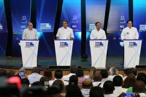 Candidatos presidenciales llevaron sus propuestas a Buenaventura en el gran debate del Pacífico