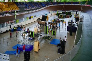 Octavo encuentro nacional de Parkour se celebrará este fin de semana en el Coliseo el Pueblo