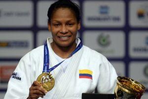 Yuri Alvear: Mi meta para el Campeonato Mundial de Judo es quedar primera
