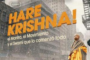 "Llega a las salas de cine de Cali película ""Hare Krishna"""