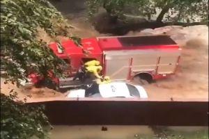 Dos personas perdieron la vida tras fuertes lluvias caídas en Cali
