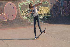Este sábado patinadores dictarán taller de Longboard Dance en el Patinódromo