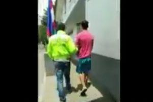 Cárcel para hombre que presuntamente abusó sexualmente de su mamá en el barrio Alfonso Bonilla Aragón