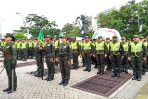 200 nuevos policías reforzarán planes de seguridad en la ciudad