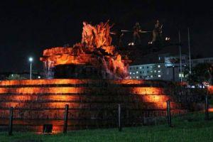 Fuentes y monumentos se vestirán de color naranja para apoyar lucha contra el cáncer