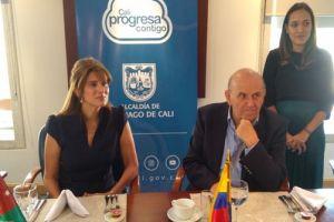Princesa de Jordania arriba a Cali para fortalecer alianzas en lucha contra el cáncer