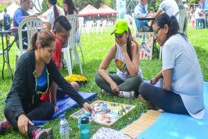 """""""Vive el Parque"""" llega este fin de semana a La Leonera, El Saladito, La Elvira y Felidia"""