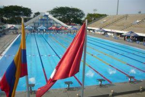 Remodelación de piscina del Hernando Botero concluirá para mayo