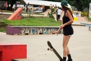 Skateboarding celebra su participación en Juegos Olímpicos con  normas internacionales