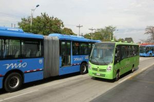 Con ruta A41C del MIO se refuerza la movilidad en el oriente de la ciudad
