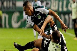 Deportivo Cali venció 1-0 al Nacional en partido de ida de los cuartos de final