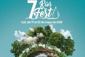 7 Ríos Fest: Por el rescate de las cuencas de siete ríos en Cali