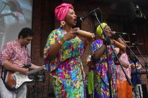 Zonales clasificatorias del Petronio Álvarez congregan canto, baile, ritmo y tradición