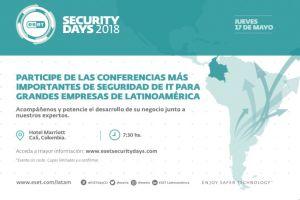 ESET Latinoamérica dicta conferencia en Cali este jueves