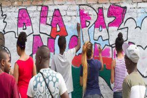En la Comuna 14 le apuestan a la paz