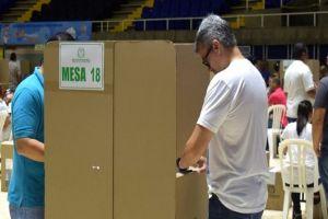 En Cali reportaron completa normalidad de proceso electoral