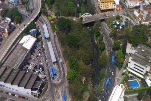 Ruta alimentadora A44B en la Comuna 14 tendrá nuevo trazado