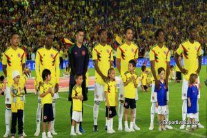 4 jugadores del Deportivo Cali partieron con la selección nacional a Rusia