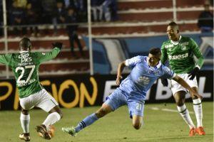 Deportivo Cali se enfrentará al Bolívar de Bolivia en la Copa Suramericana
