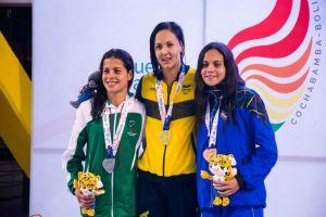Así fueron las victorias de Isabella Hurtado en Cochabamba