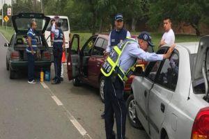 Más de 300 agentes de tránsito se desplegarán durante segunda jornada electoral
