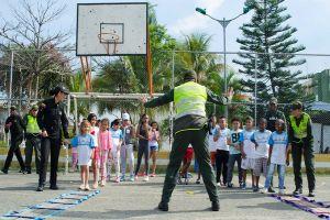 Niños de Cali participaron en actividades deportivas en Día Mundial contra el Trabajo Infantil