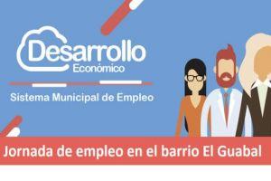 100 puestos de trabajo se ofertarán mañana en barrio El Guabal