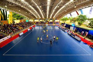 Inversión millonaria en escenarios deportivos de El Valle