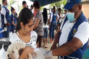 Este jueves realizarán jornada de salud animal en la Comuna 8