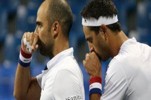 Juan Sebastián Cabal y Farah fueron eliminados en el ATP de Eastbourne
