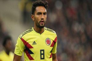 Abel Aguilar se perderá el partido de Colombia frente a Senegal