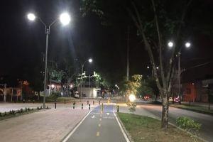 Corredor Verde cuenta con nueva tecnología de iluminación LED