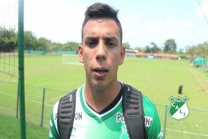 Deportivo Cali no dejará ir a Alex Castro a Millonarios