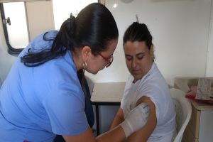 Inicia Tercera Jornada Nacional de Vacunación