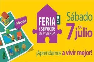 Feria y Servicios de Vivienda se realizará este sábado en Cali