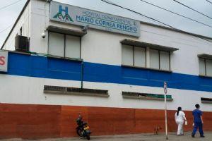 Gobernación entregó equipos y recursos al Hospital Mario Correa Rengifo