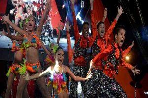 Mil niños le bailarán a Cali por sus 482 años de fundación