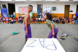 """""""Festival Anímate 21"""" ejemplo de convivencia ciudadana"""