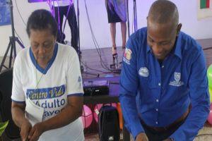 Inaugurados 18 Centros Vida para la atención de adultos mayores