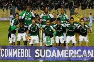 ¡Imbatibles! Deportivo Cali es el primer equipo colombiano en derrotar al Bolívar en La Paz