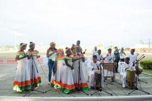 Este es el torneo Afrocolonias que se celebra en Cali