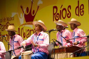 Petronio Álvarez juntó en tarima a los titanes de la música pacífica