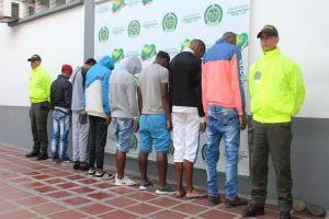 """Apresados miembros de """"La Mazamorrera"""", dedicada a la venta de drogas"""