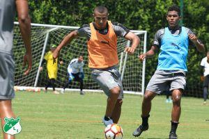 Así se prepara el Deportivo Cali para los octavos de la Copa Sudamericana