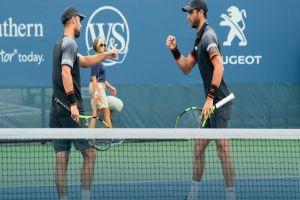 Juan Sebastián Cabal y Robert Farah quedaron subcampeones en el Masters 1000 de Cincinnati