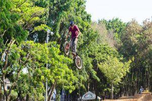 Barrio Los Guaduales benefeciado por el BMX y los deportes extremos